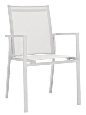 100509hvit Hagemøbler og utemøbler - Fine design