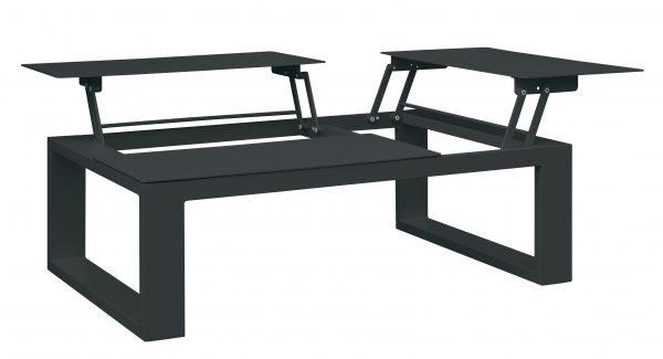 100537sort Hagemøbler og utemøbler - Fine design