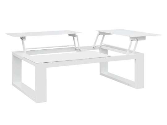 100537hvit-1 Hagemøbler og utemøbler - Fine design