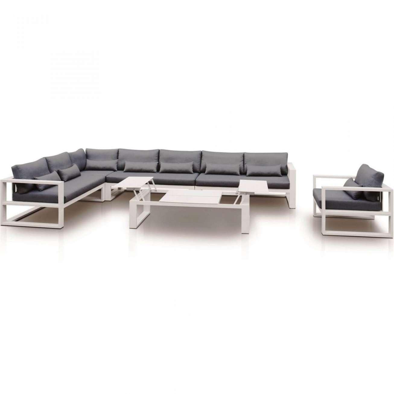 Gardenart sofagruppe med bord