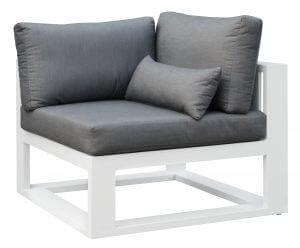 100543hvitsun Hagemøbler og utemøbler - Fine design