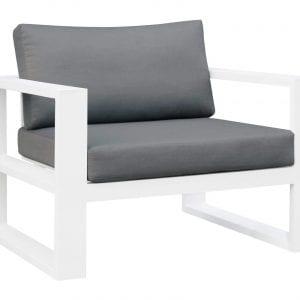 100544hvitsun Hagemøbler og utemøbler - Fine design