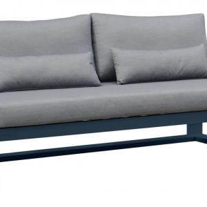 100546sortsofa Hagemøbler og utemøbler - Fine design