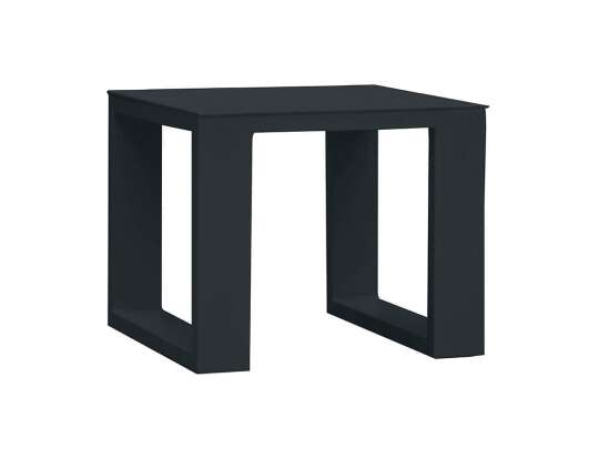Gardenart Sidebord I Aluminium Sort (100597sort) Hagemøbler og utemøbler - Fine design