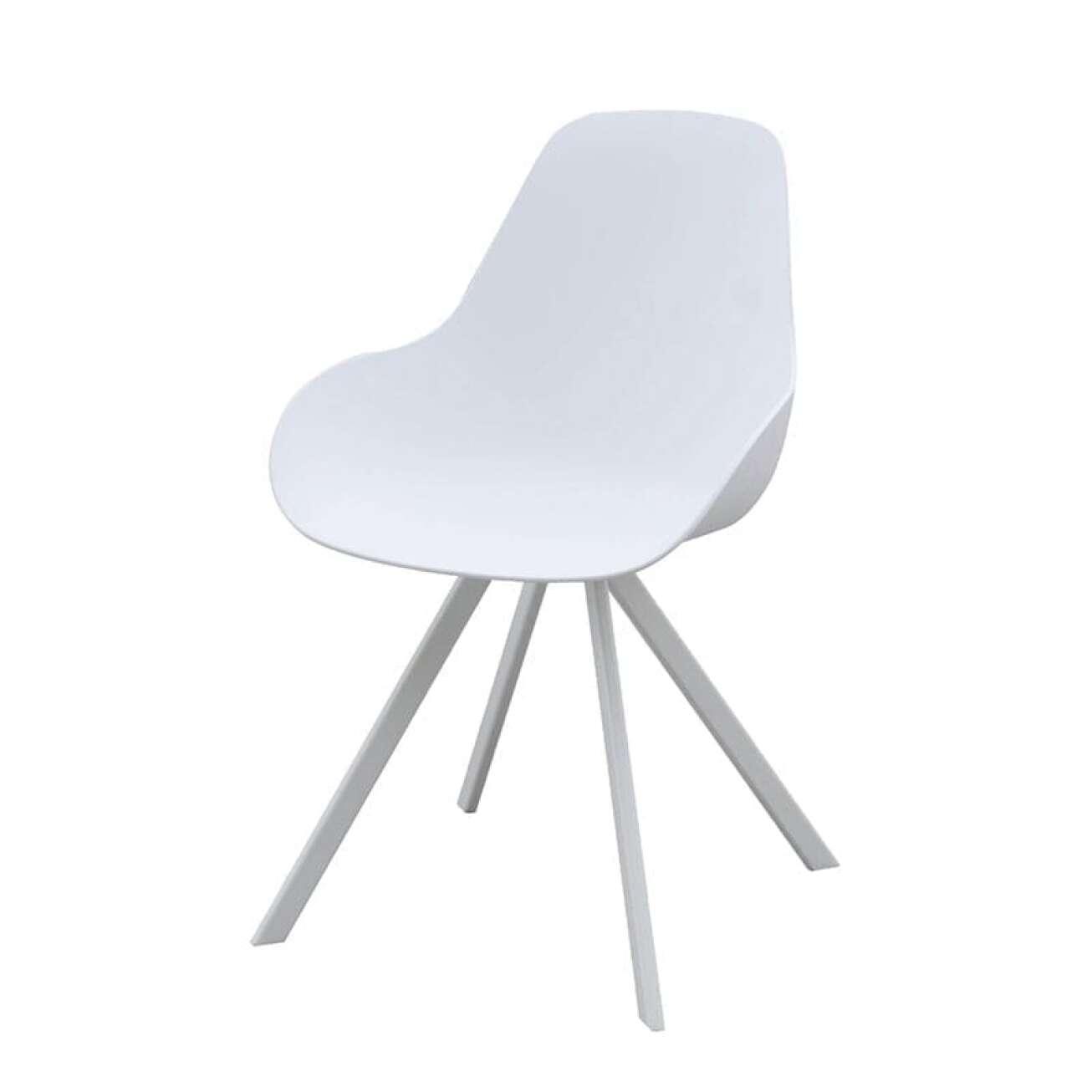 Gardenart Designstol Hvit Hagemøbler og utemøbler - Fine design
