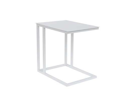 Gardenart Sidebord Hvit (100631hvit) Hagemøbler og utemøbler - Fine design