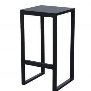 100661sort- Hagemøbler og utemøbler - Fine design