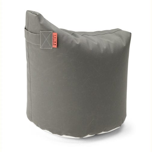 Trimm Copenhagen Satellite Chair, Beanbag Small i grått