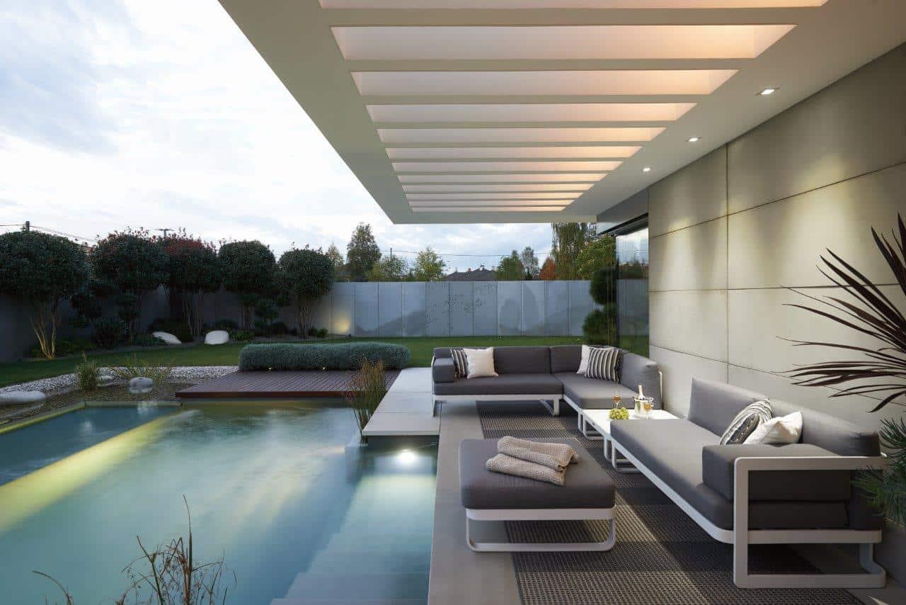 Utrolig Gardenart - Hagemøbler og utemøbler av høy kvalitet - Aluminiumsmøbler SL-96