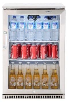 Beefeater Utendørs innebygd enkel kjøleskap