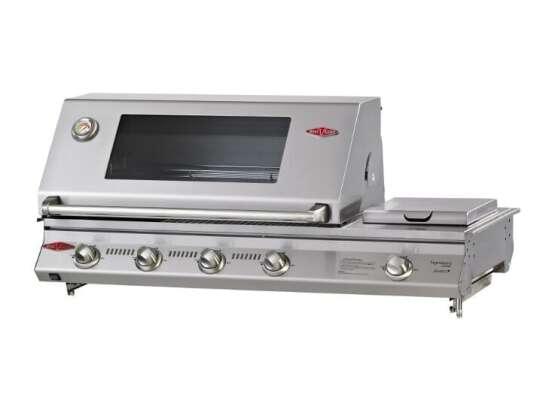Signature SL4000S innbygningsmodell 4 brennere + sidebrenner