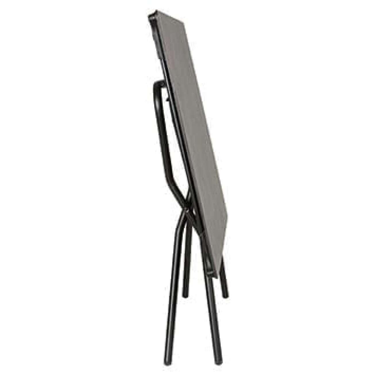 Sammenleggbart bord i sort fra Lafuma