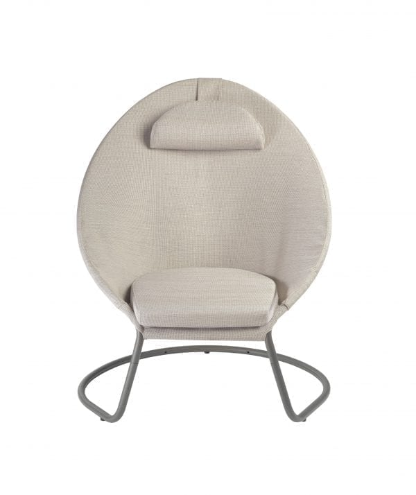 Lafuma COCOON CHAIR LATTE - beige