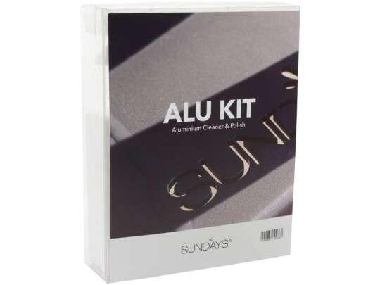 Sundays Alu Care Kit - vedlikeholdsprodukt til aluminium