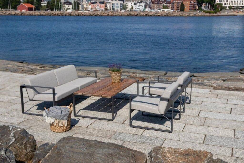 Sundays Design Hagemøbler Hos Fine Design Hagemøbler og utemøbler - Fine design
