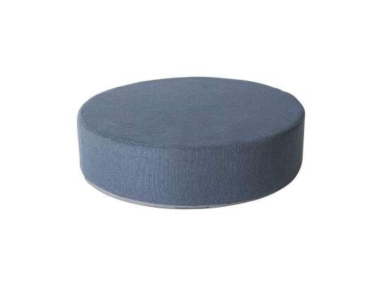 Sundays puff mama i blå , diameter 80 cm