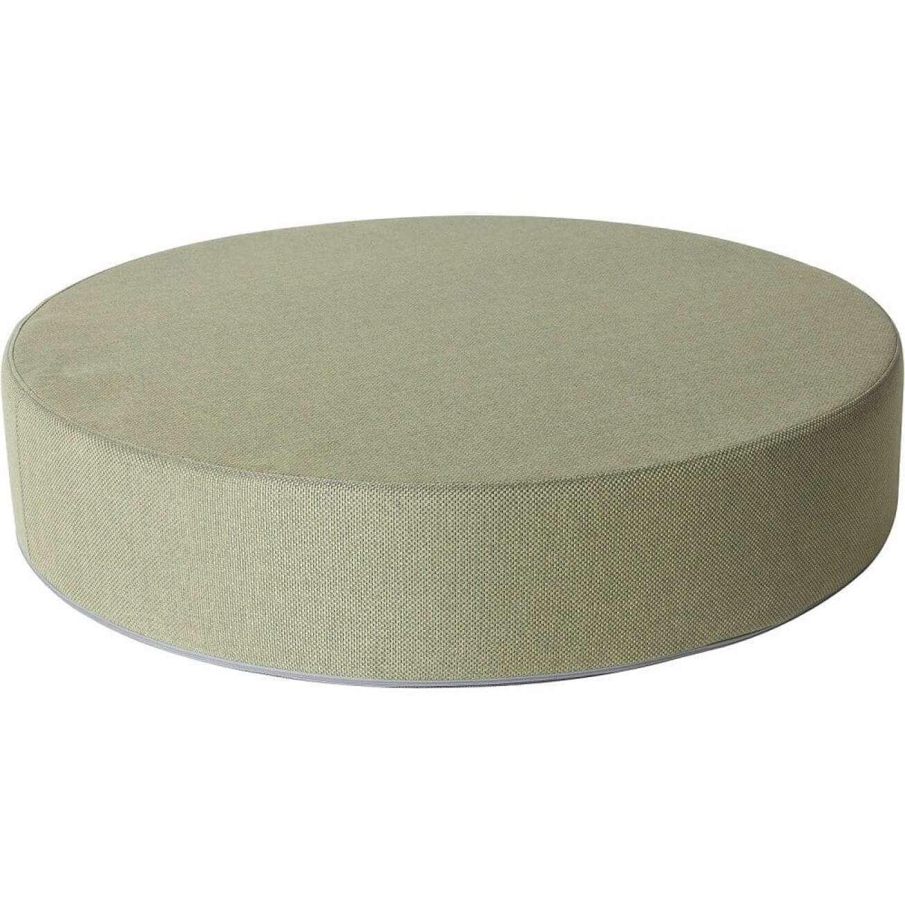Sundays puff mama i grønn farge, diameter 80 cm