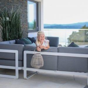 Wonderful Hagemøbler og tilbehør i aluminium, betong og rotting - Alt til QT-68