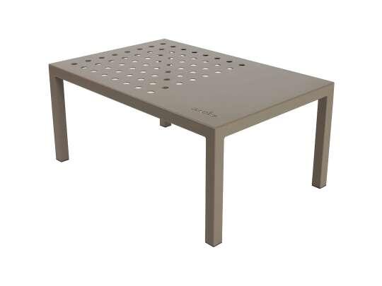 Sundays Frame sofabord i brun aluminium
