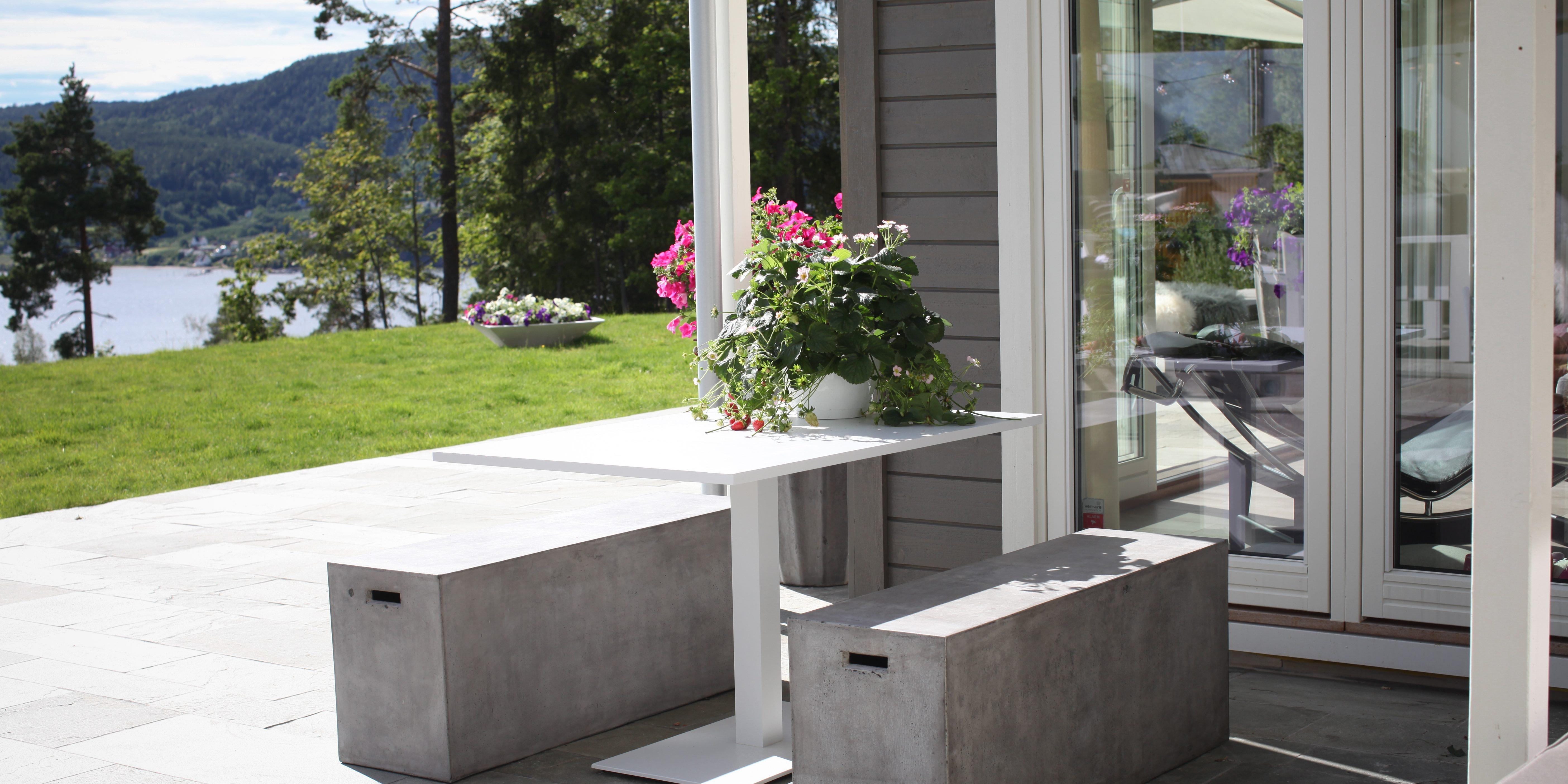 Avansert Salg - hagemøbler! Spar fra 20-70% på utemøbler fra Fine Design WJ-03