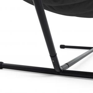 Fatboy Headdemock Sunbrella Anthracite Inkl.stativ Og Pute Hagemøbler og utemøbler - Fine design