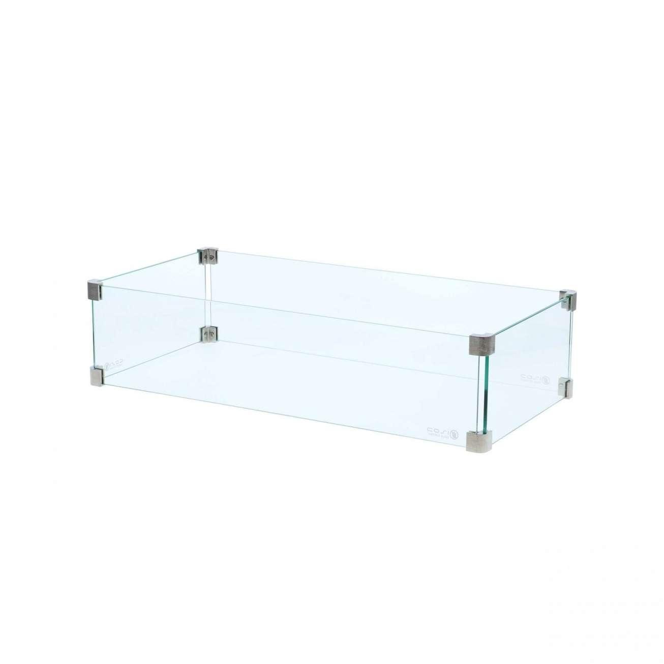 Cosi Glass Til Gasspeis Rektangulært