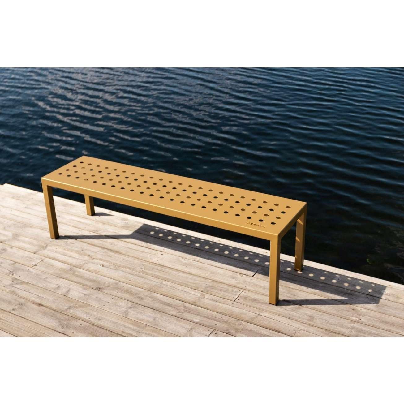 Edel-spisebenk-sundays-fra-fine-design Hagemøbler og utemøbler - Fine design