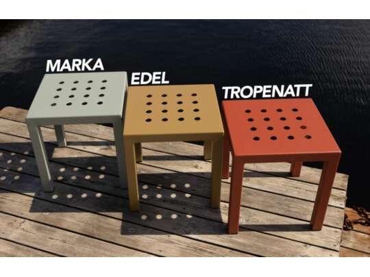 Frame-square-krakk-nye-farger-fra-sundays-design Hagemøbler og utemøbler - Fine design