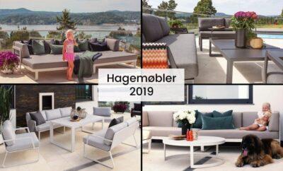 Hagemøbler 2019-potpurri hos Fine Design, aluminiumsmøbler