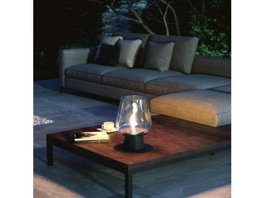 Tenderflame Mgo Lamp Concrete 25 Cm Hagemøbler og utemøbler - Fine design
