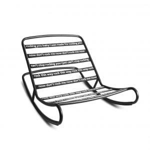 Fatboy Rock N' Roll Gyngestol (103161) Hagemøbler og utemøbler - Fine design