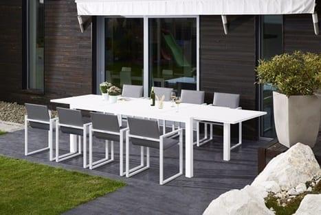 100528-med-stoler-100518 Hagemøbler og utemøbler - Fine design