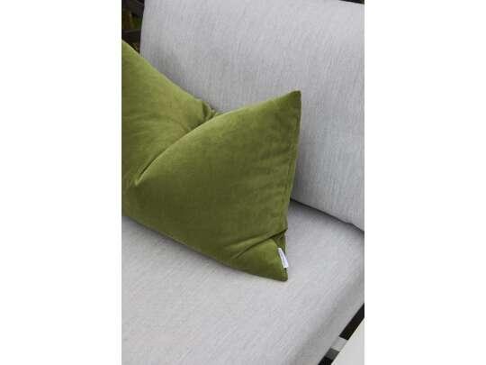 Grønn pute til hagemøbler og utemøbler hos Fine Design