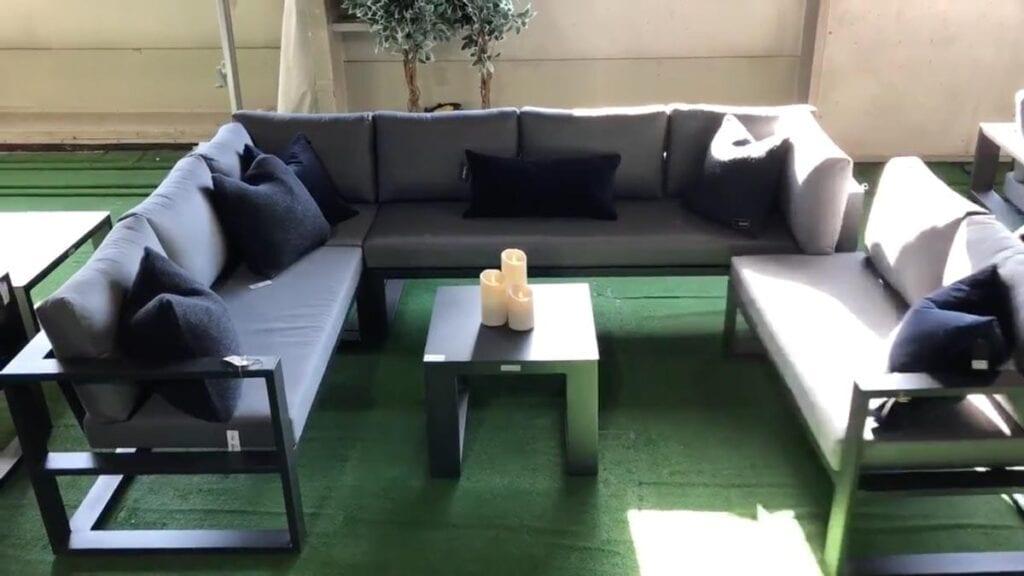 Moduler-som-er-fleksibelt Hagemøbler og utemøbler - Fine design