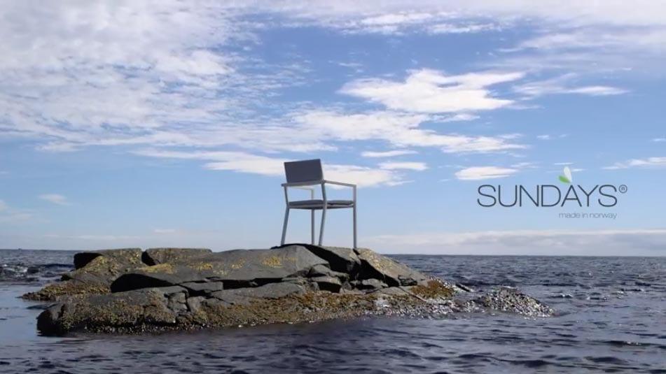 Sundays-design-puter Hagemøbler og utemøbler - Fine design