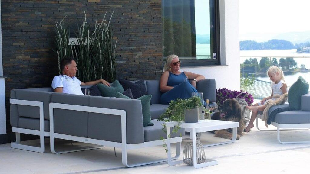 Bygg-din-egen-utesofa-med-moduler Hagemøbler og utemøbler - Fine design