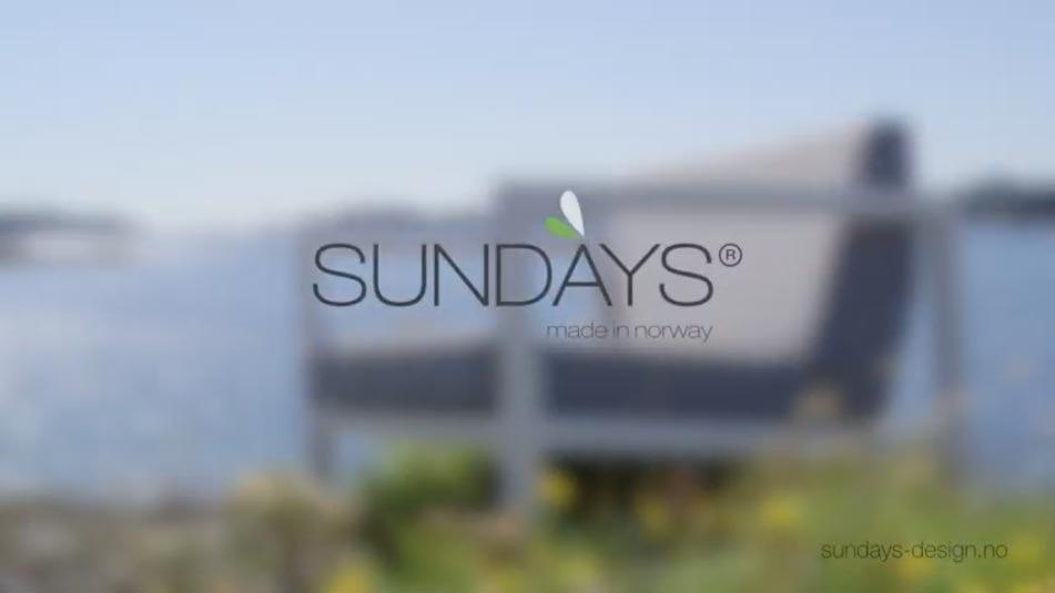 Produksjon hos sundays design Hagemøbler og utemøbler - Fine design