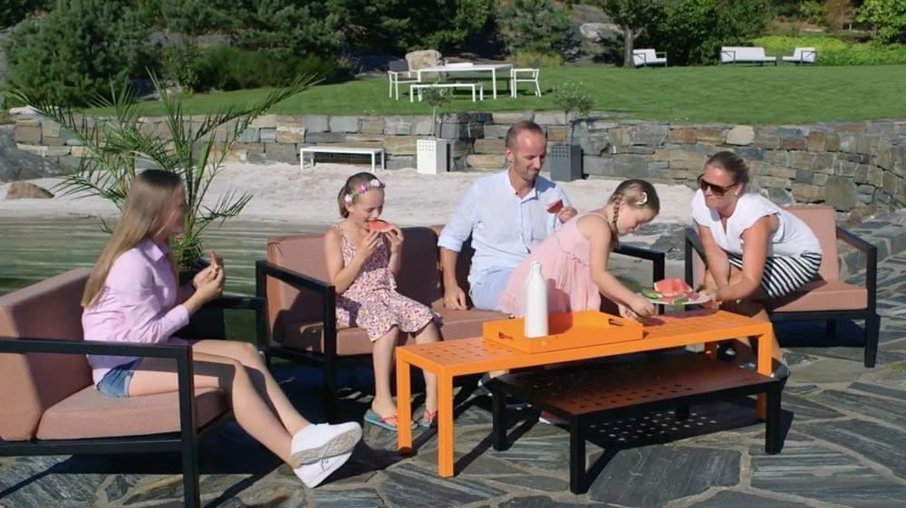 Sundays-design-hos-fine-design Hagemøbler og utemøbler - Fine design