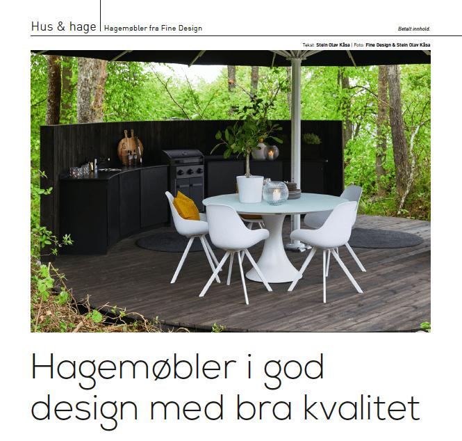 Fine Design i Hus & Hage 2020
