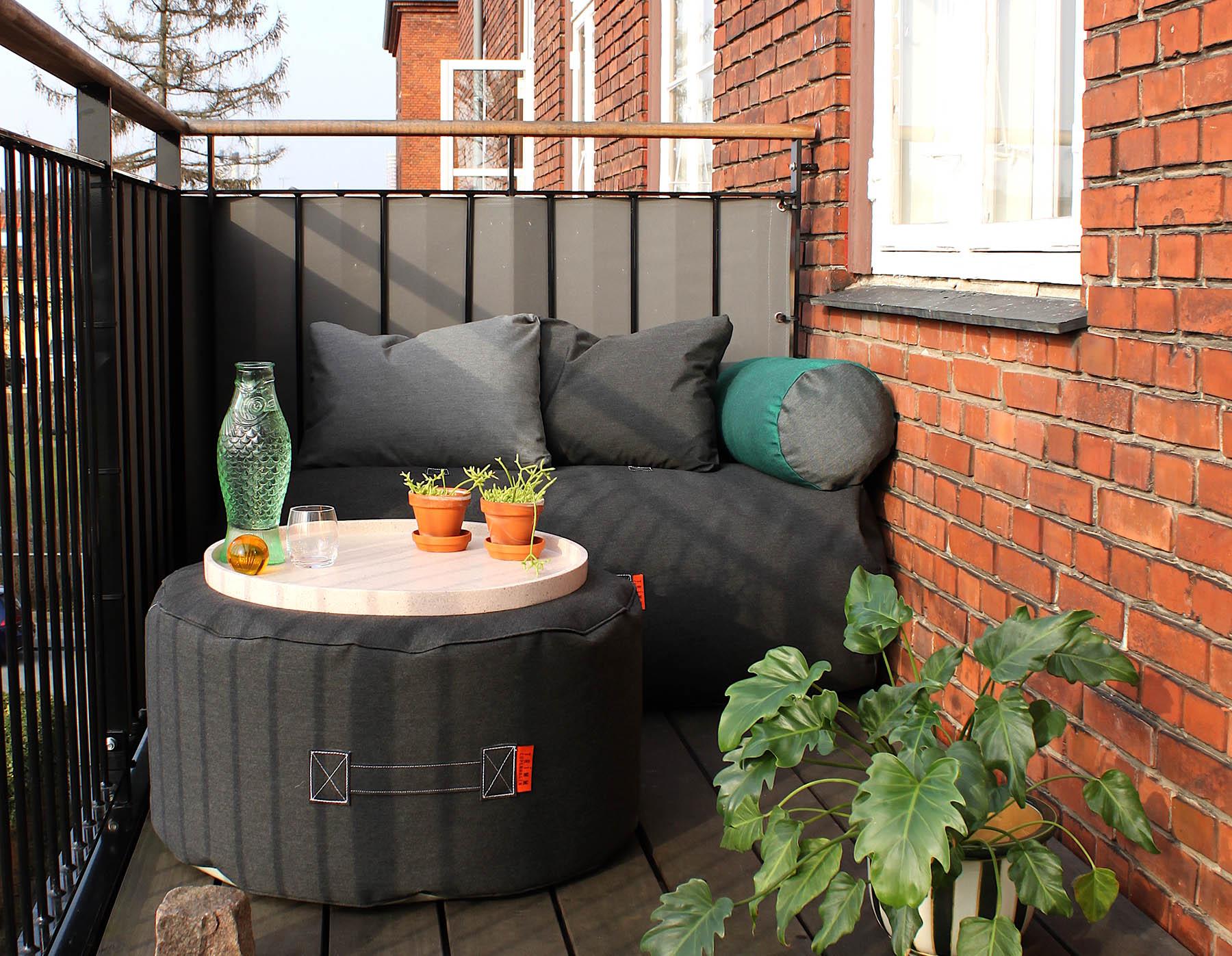 1011-5-1_mini-rocket-graphite1-på-liten-veranda Hagemøbler og utemøbler - Fine design