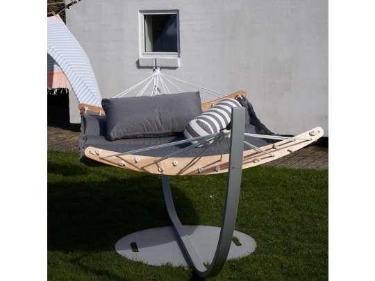 Fine-design-1013-2-2_double-hammock_grey3 Hagemøbler og utemøbler - Fine design