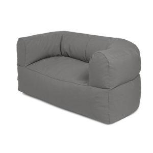 Arm-strong-sofa-grå-1041 Hagemøbler og utemøbler - Fine design