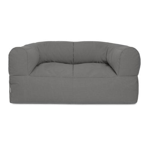 Arm-strong-sofa-grå Hagemøbler og utemøbler - Fine design