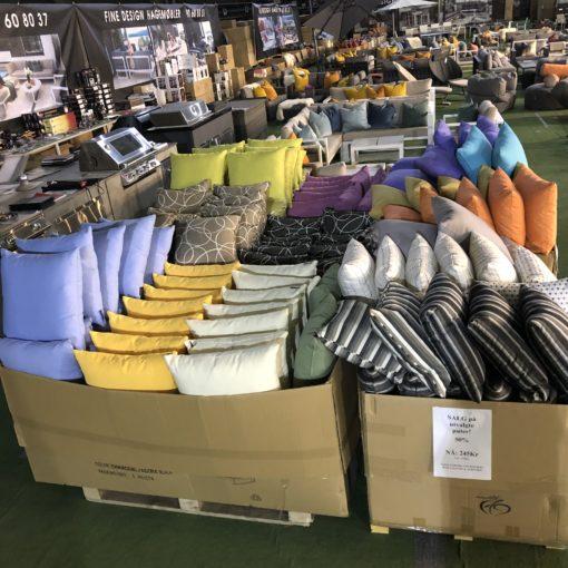 Salg Puter Diverse Farger Hagemøbler og utemøbler - Fine design