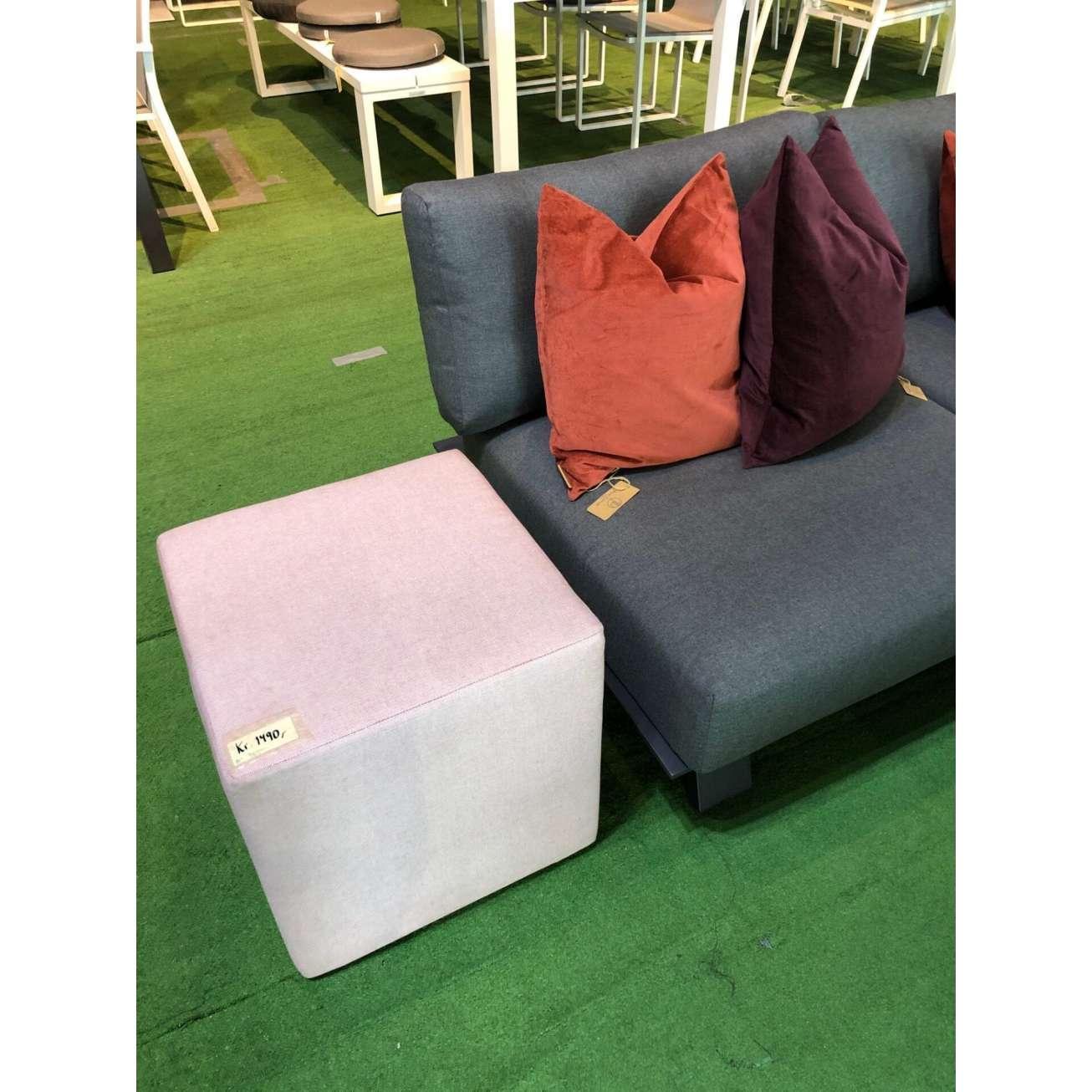 100595-puff Hagemøbler og utemøbler - Fine design