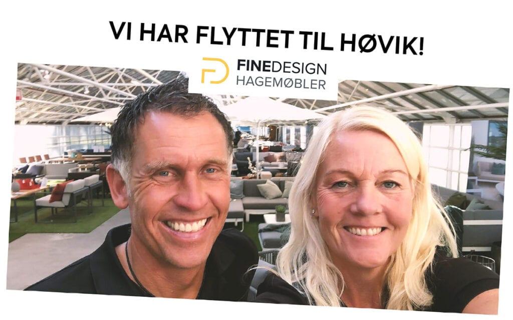 Kjetil-og-marianne-har-flyttet-fine-design-til-nytt-lokale-på-hovik Hagemøbler og utemøbler - Fine design