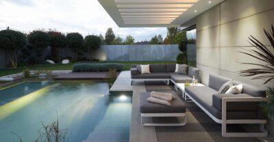 Hagemøbler | Gardenart sofagruppe fra Fine Design