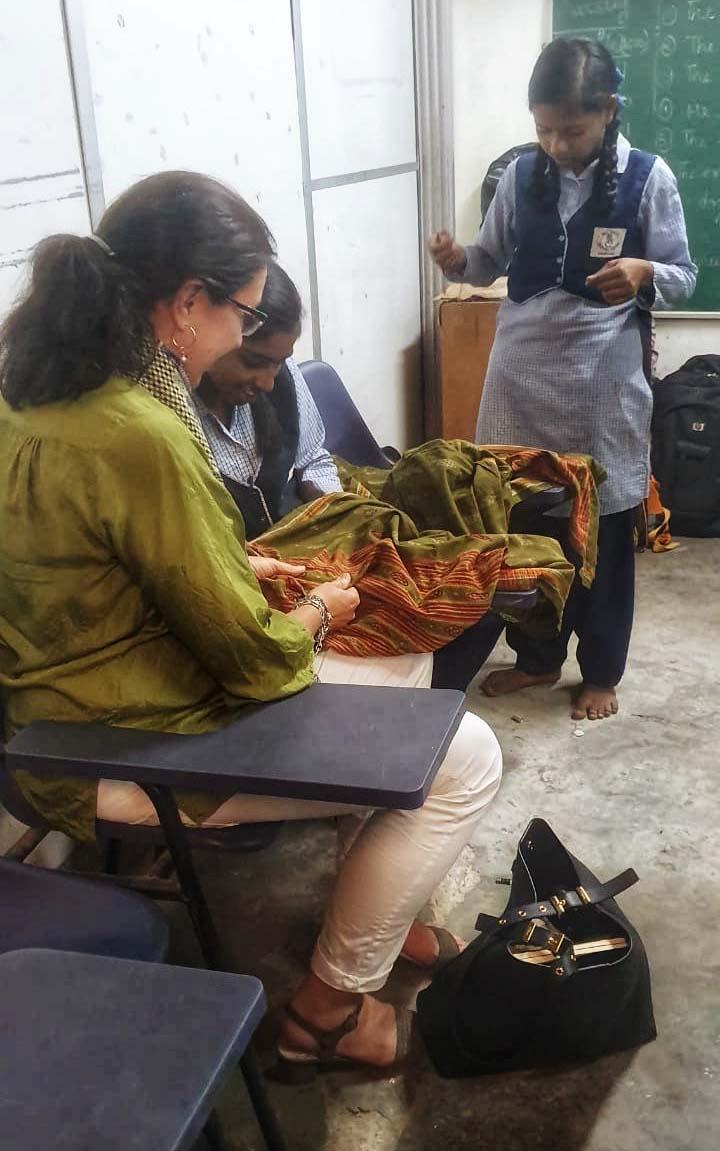 House-of-good-people-in-india Hagemøbler og utemøbler - Fine design