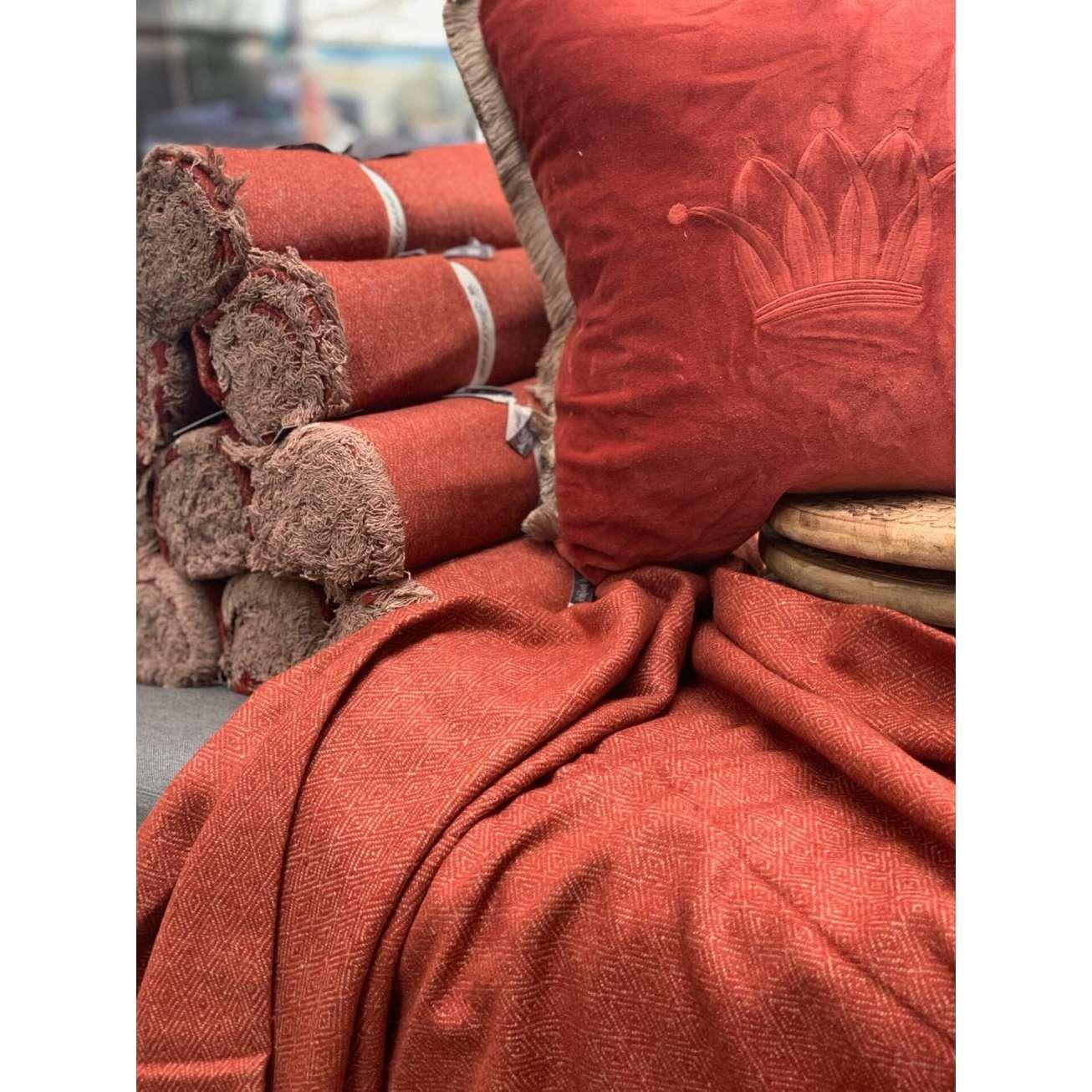 Pledd-rustrod Hagemøbler og utemøbler - Fine design