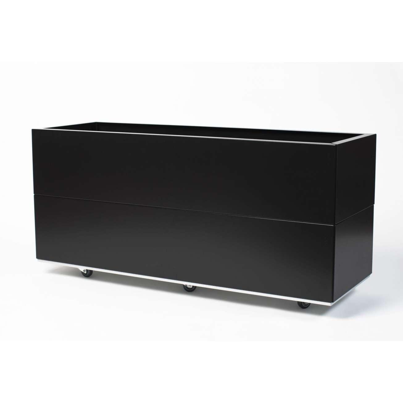 120x40h50_sort Hagemøbler og utemøbler - Fine design
